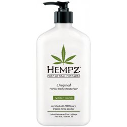 Herbal Body Moisturizer Original