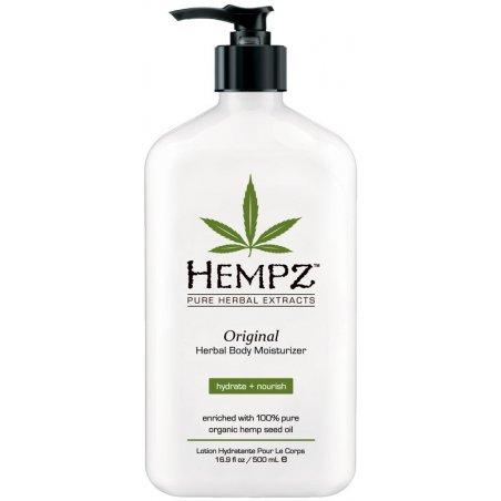 Herbal Body Moisturizer Original 500 ml