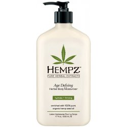 Herbal Body Moisturizer Age Defying