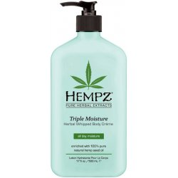 Herbal Whipped Body Crème Triple Moisture