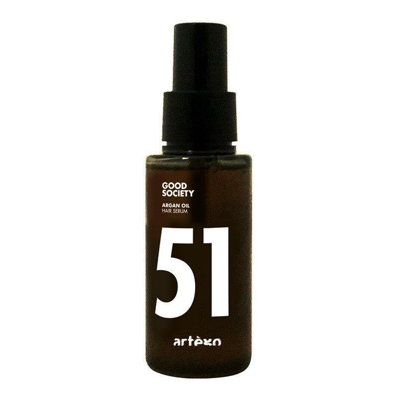 Good Society 51 Argan Oil Hair Serum