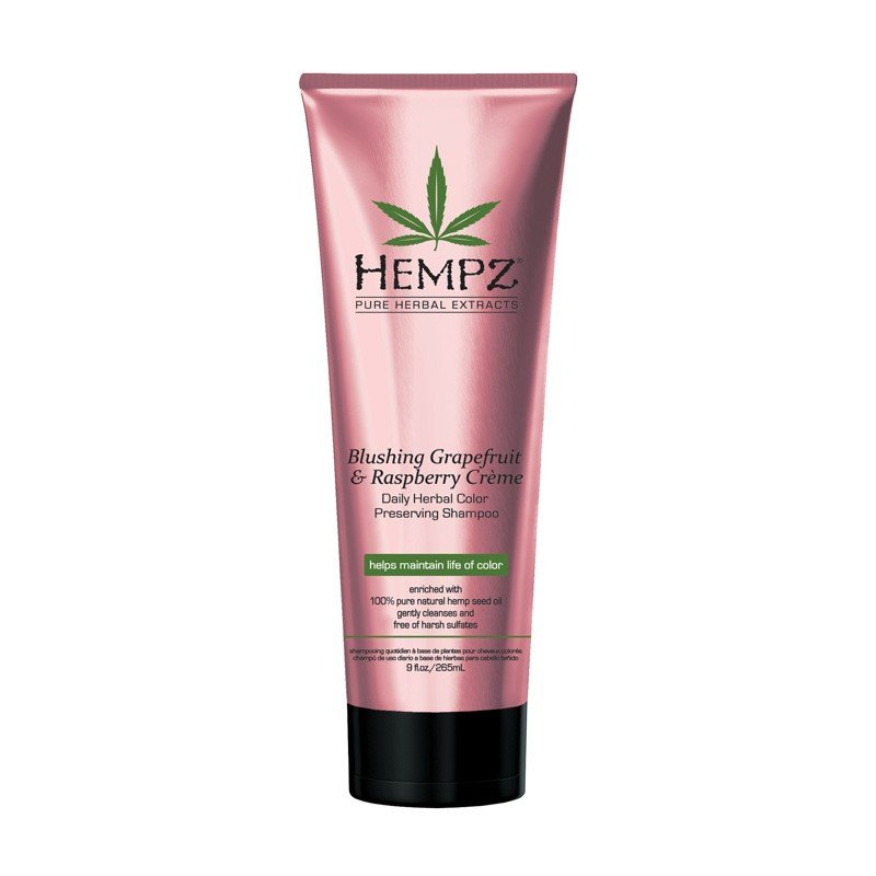 Daily Herbal Shampoo Blushing Grapefruit & Raspberry Crème, 265 ml