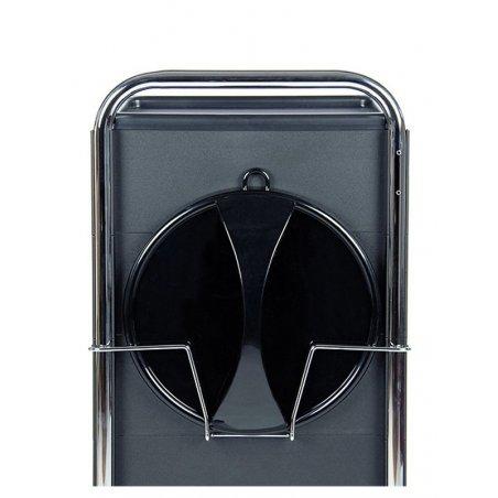 Spegelhållare i krom till Piccolo 6002