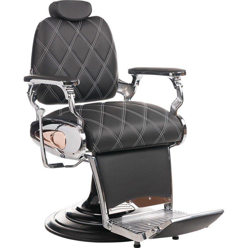 Mila Tiger Diamond Barberarstol