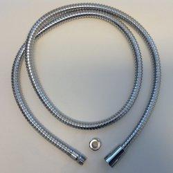 Duschslang metall 143 cm