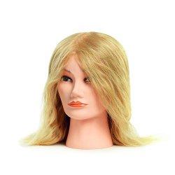 Övningshuvud Dam Blond, 35 - 40 cm