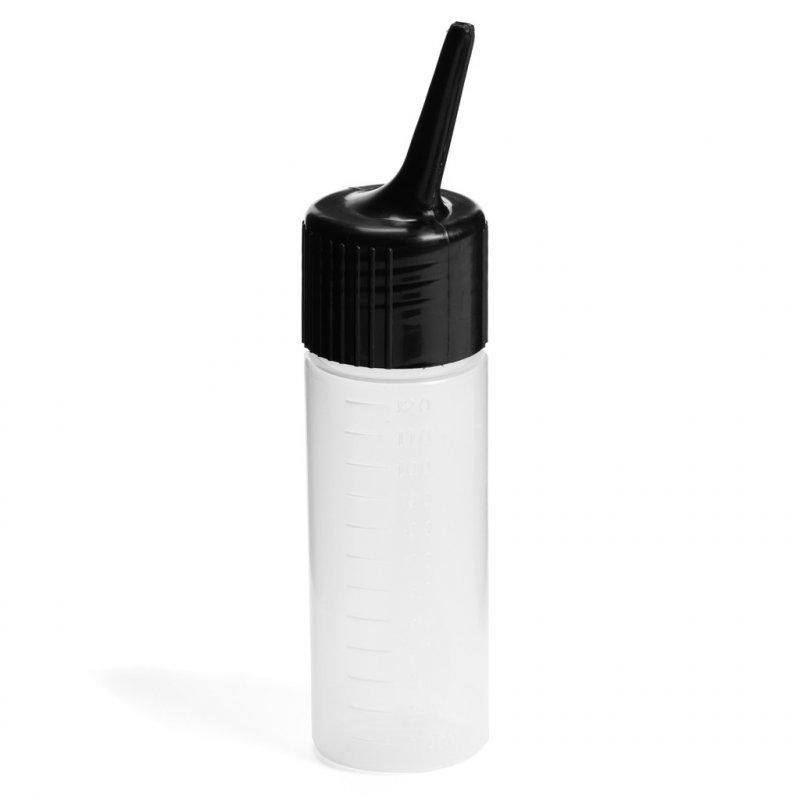 Applikatorflaska svart pip, 120 ml