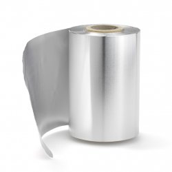 Bravehead Folie Silver 15 MY, Enkel, 250 m