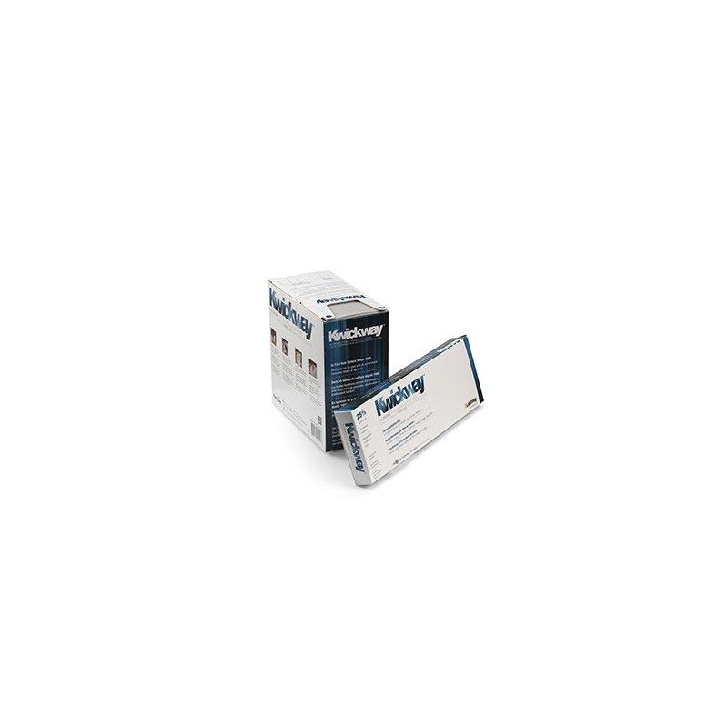 Kwickway Silver, Strips 30 cm