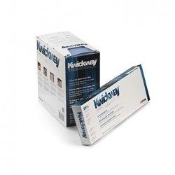 Kwickway Blå, Strips 30 cm