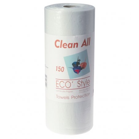Frisörduk Clean All, 150 st