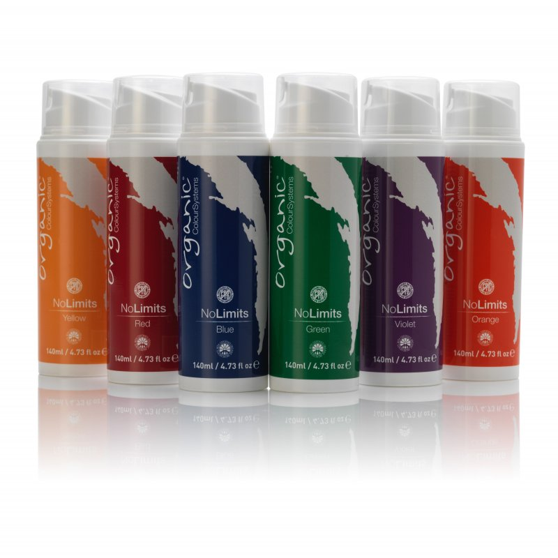 Organic Colour Systems No Limits
