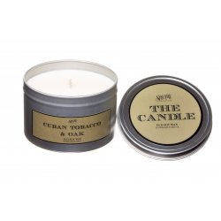 Squire The Candle Cuban Tobacco / Oak