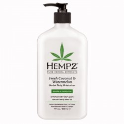 Fresh Coconut & Watermelon Herbal Body Moisturizer
