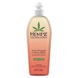 Sweet Pineapple & Honey Melon Bath & Body Oil
