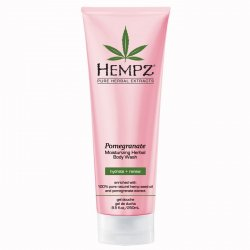 Pomegranate Moisturizing Herbal Body Wash