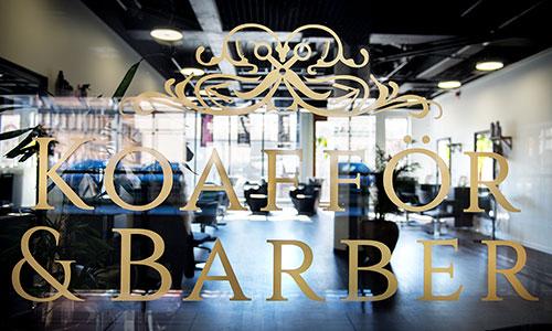 Koafför & Barber - Örebro