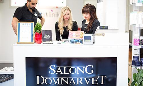Salong Domnarvet - Borlänge